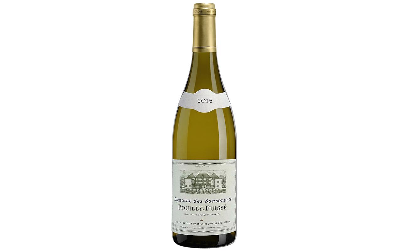 Domaine des Sansonnets_2015_Bottle for website