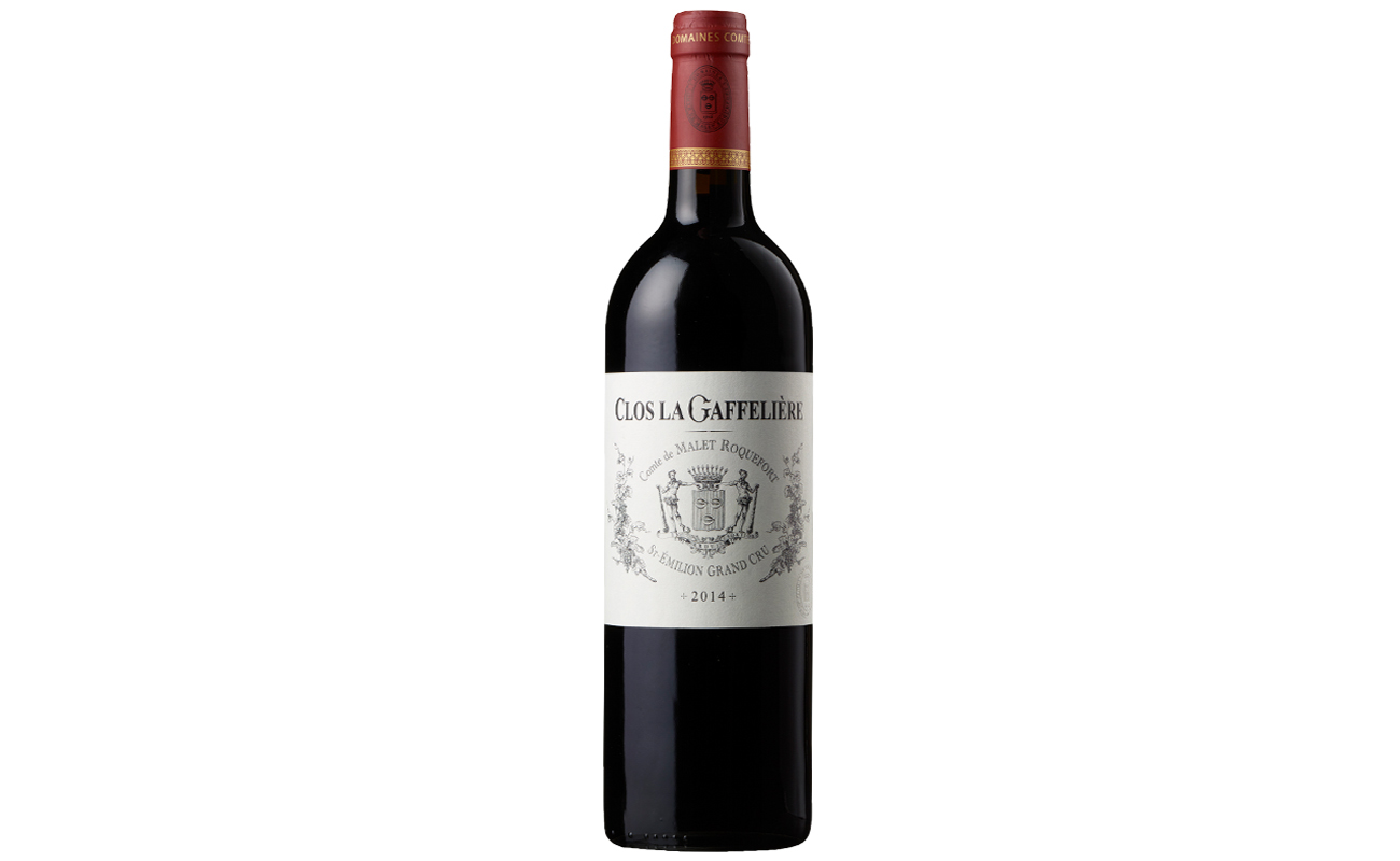 2014_ St_Emilion_ Grand_Cru_Classe_Bottle_background