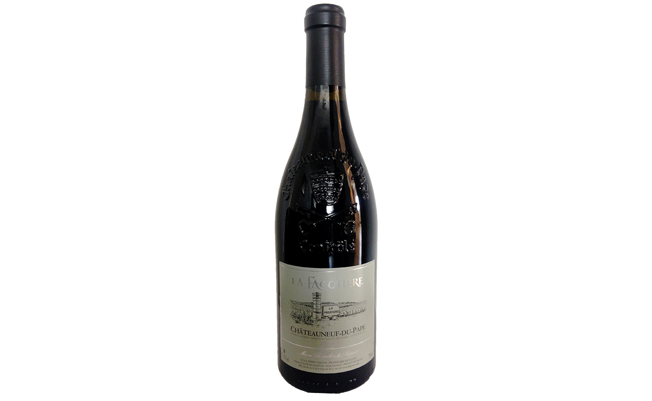 La Fagotiere Red sans vintage_Bottle for website