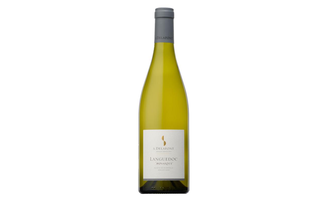 Languedoc blanc Mosaique – website