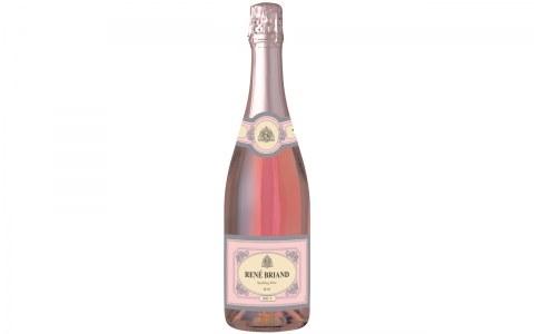René Briand – Sparkling Rosé