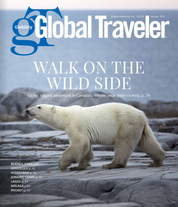 Global Travel – January 2019