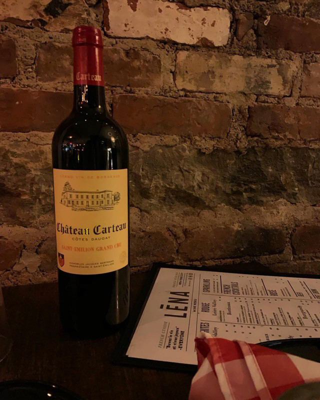 Chateau Carteau – Cotes Daugay 2015