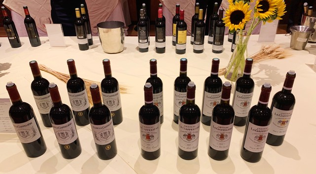 La Gaffeliere from Bordeaux Tasting