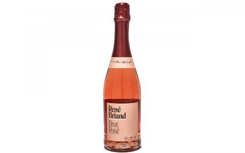 Rene Briand Brut Rose