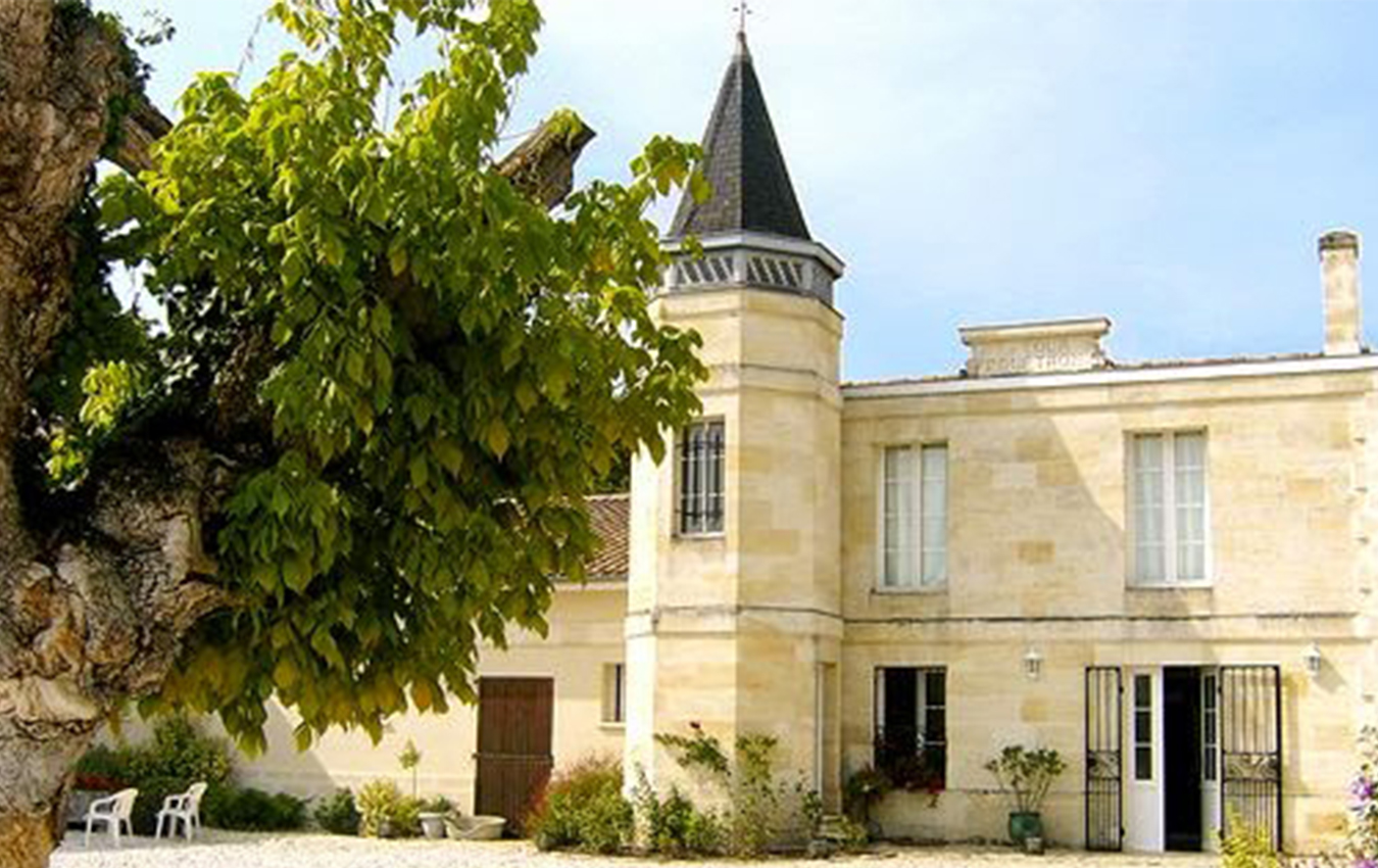 Chateau Peyrat Fourthon