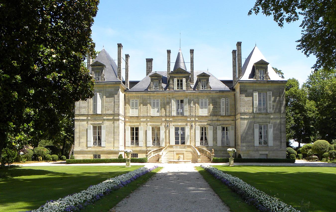 Château Pichon-Longueville-Comtesse-de-Lalande